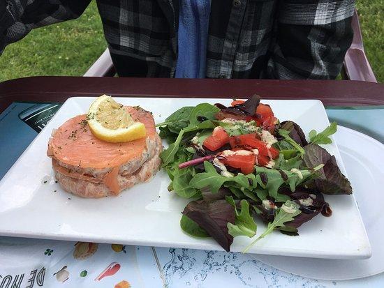 Restaurant l 39 auberge des tours dans blandy avec cuisine for Auberge des 7 plats