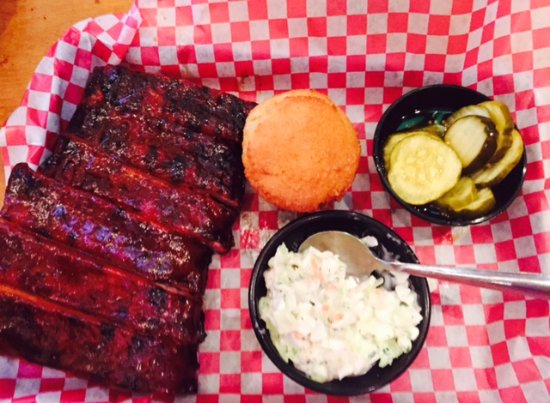 Santa Ana Heights, CA: St. Louis Ribs