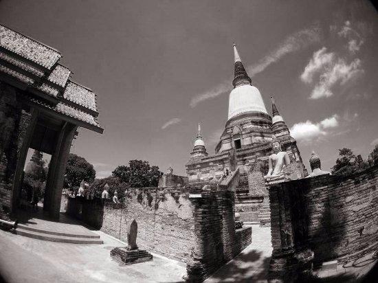 Thailand Private Tour - Day Tours: Yai Chai Mongkol Templ, Ayutthaya Tour