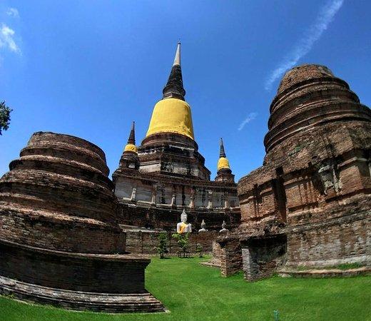 Thailand Private Tour - Day Tours: Ayutthaya 1 day tour, old capital of Thailand www.thailand-privatetour.com/15490942/ayutthaya