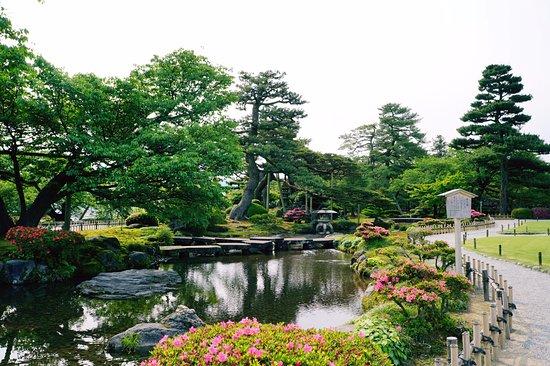Fotograf a de jard n kenrokuen kanazawa tripadvisor for Jardin kenrokuen