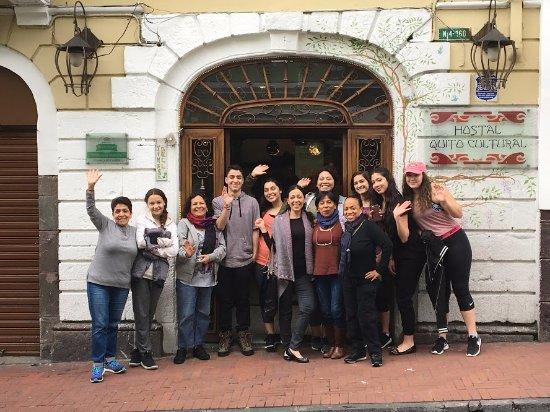 Hostal Quito Cultural Bild