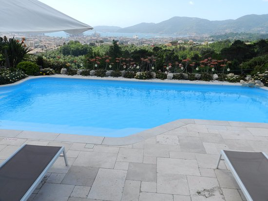B&B Villa Amaranta: Pool