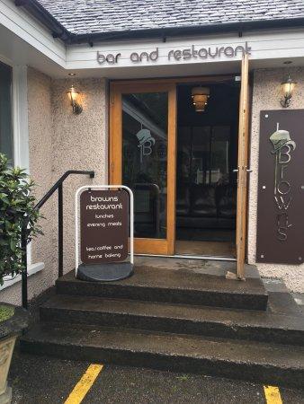 Browns Restaurant at Nevis Bank Inn: photo0.jpg