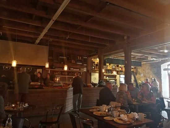Marsta, Sweden: restaurant