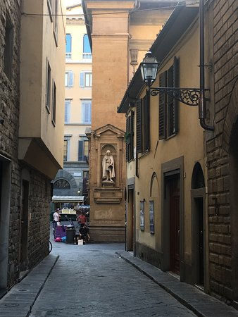 June vacation in Florence