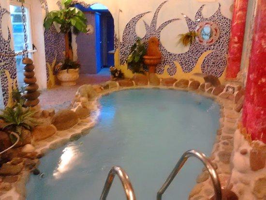Molina di Fiemme, Italy: une des deux piscines