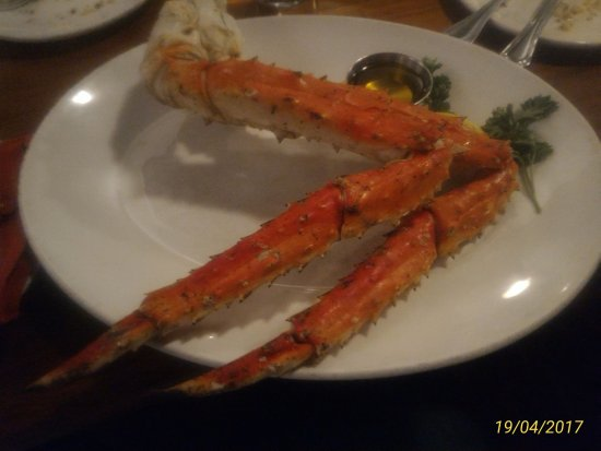 The Fish Market: STEAMED ALASKAN RED KING CRAB LEGS