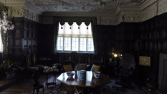 Padiham, UK: Rooms in the hall