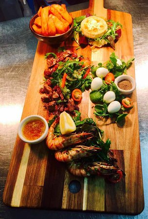 Carnicero Steakhouse: Selection of our starters; perfect for sharing