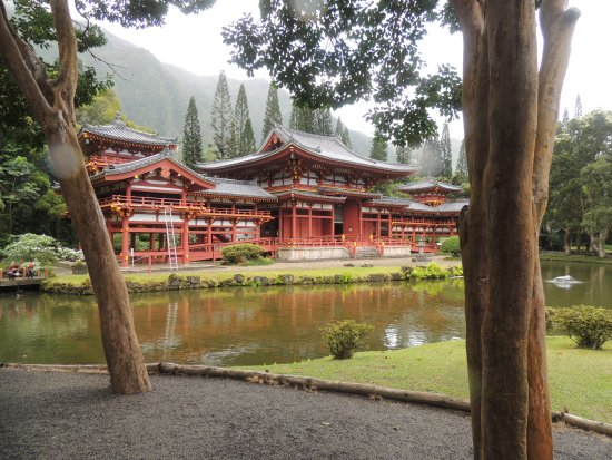 KOS Tours : Byodo-In Temple