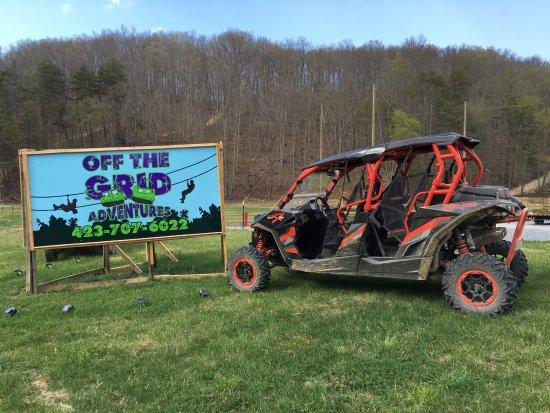 Elizabethton, TN: ATV Rides