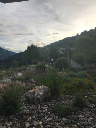 Sagogn, Schweiz: Wonderful garden!