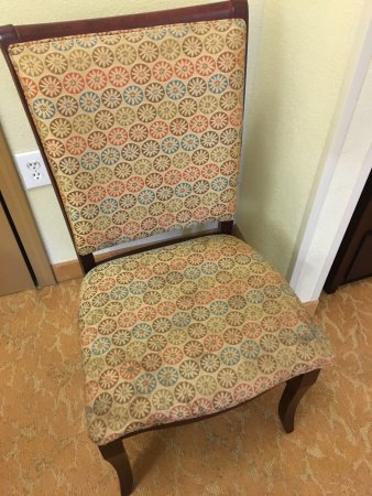 Fairburn, GA: Another wonderful chair not to use.