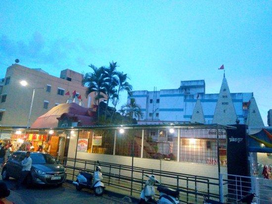 Pimpri-Chinchwad, อินเดีย: Mata Vaishno Devi replica