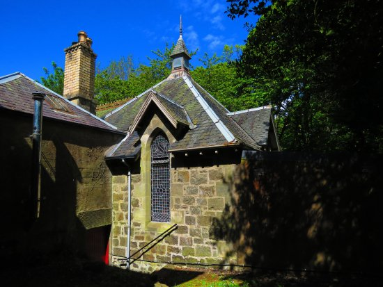 Balmerino Parish Church