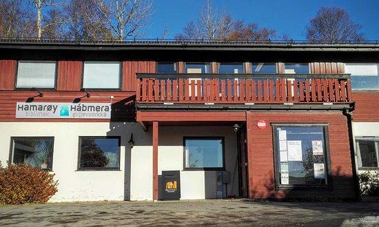Hamaroy, Norway: Hamarøy bibliotek