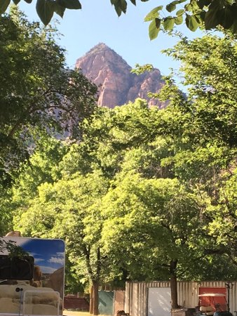 Zion Canyon Campground: photo1.jpg