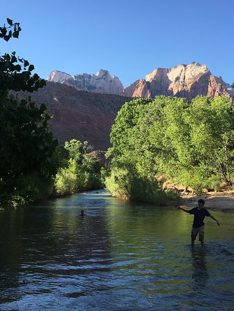 Zion Canyon Campground: photo2.jpg