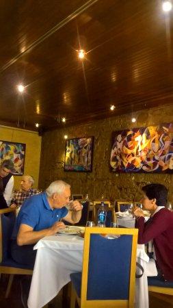 Nacional: Ambiance of the restaurant