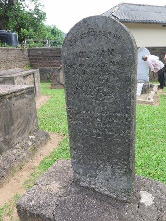 Kandy Garrison Cemetery: cemetery 12