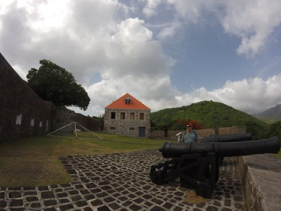 Fort Shirley Cannon