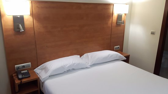 Hotel Avenida: camera