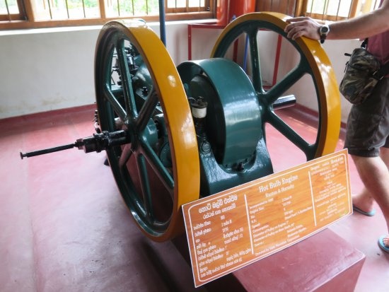 Ceylon Tea Museum: tea museum 2