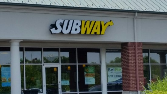 Subway - Rivers Edge,  Milford