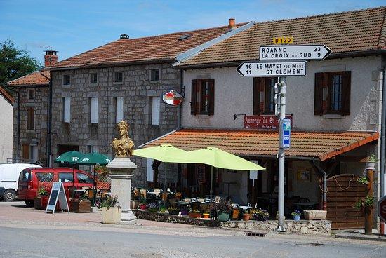 Saint-Nicolas-des-Biefs, France: Auberge de St Nicolas