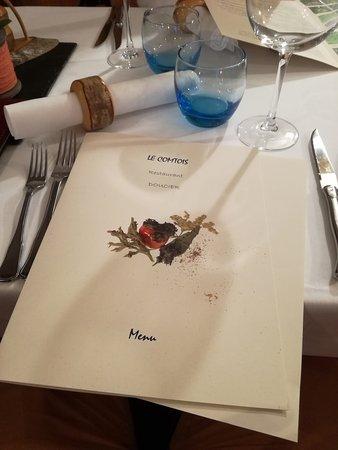 Restaurant Le Franc Comtois Jura