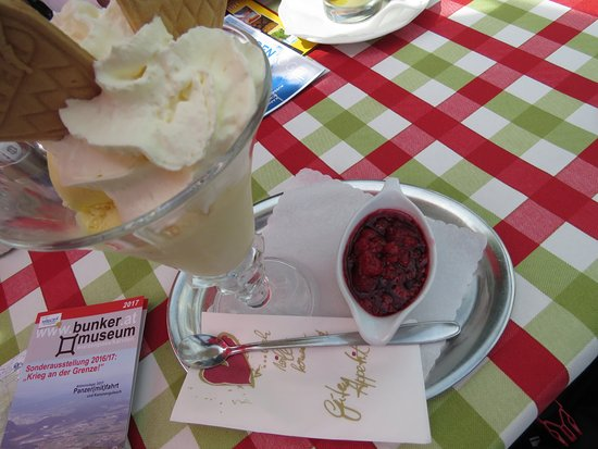 Feistritz im Rosental, Østerrike: Sweet desserts