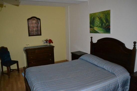 Residencial Melba: Doppelzimmer