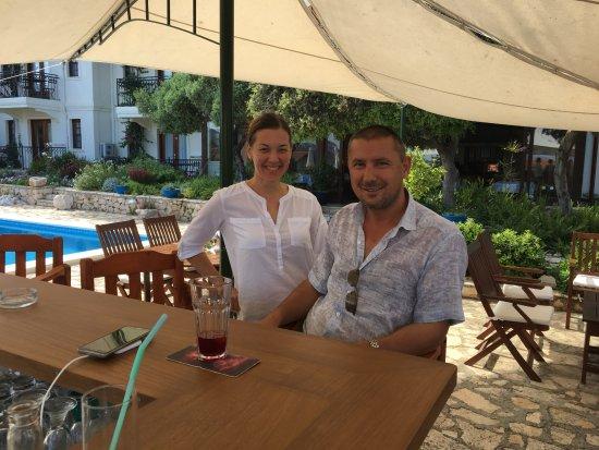 Diva Residence Hotel: Gihan & Natallia - your hosts