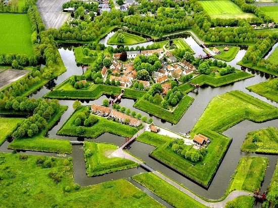Vesting Bourtange