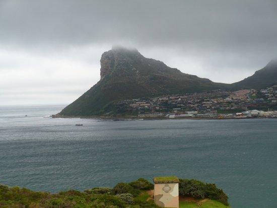 The Heart of Cape Town Museum: La table mountaine domina la città