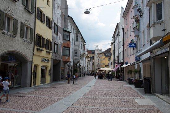 Rubner's Hotel Rudolf: Innenstadt Brunico / Bruneck