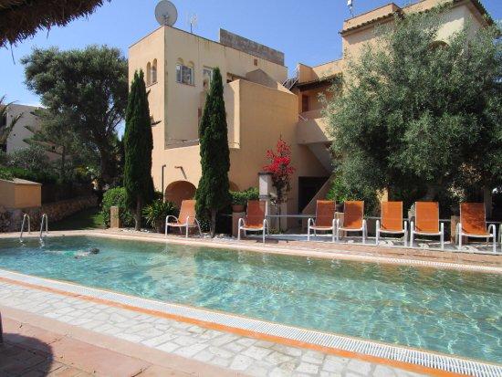 Playa Ferrera Apartments Einer Der Pools