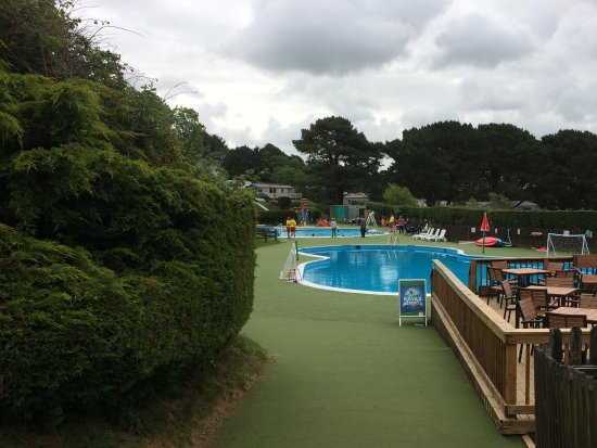 Parkdean newquay holiday park updated 2018 campground - Hotels with swimming pools cornwall ...