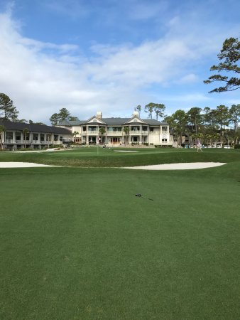 Harbour Town Golf Links at Sea Pines: Club House