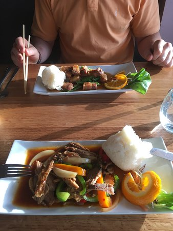 Best Thai Restaurant Shrewsbury