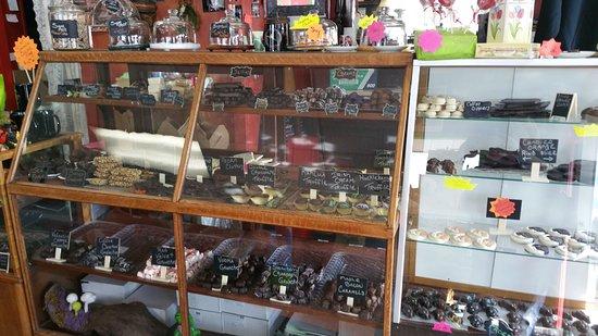 Waldport, ออริกอน: candy options