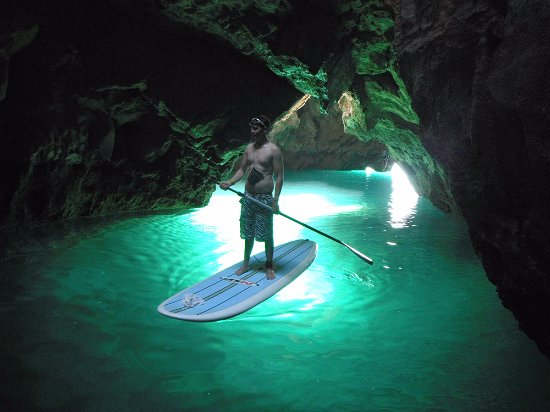 Good Feeling Hostel: Stand Up Paddle tour