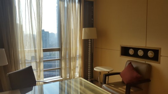Guangzhou Marriott Hotel Tianhe Photo