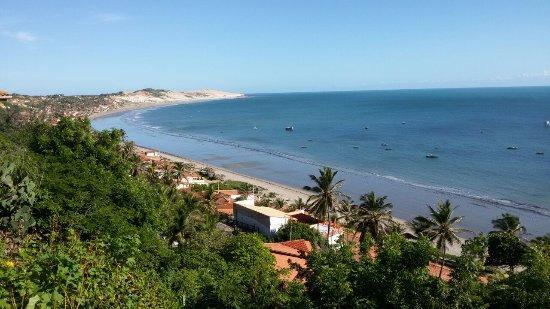 Icapui: Praia de Redonda