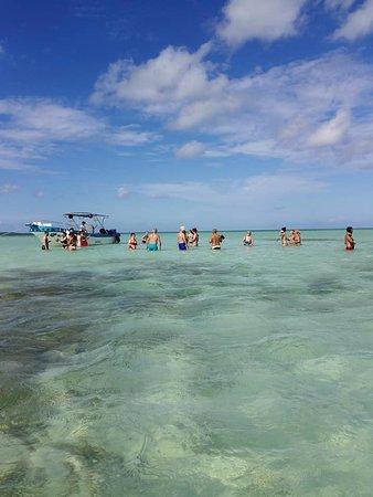 Bayahibe, Dominican Republic: balli e rum alle piscine naturali