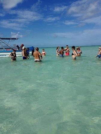 Bayahibe, Dominican Republic: piscine naturali