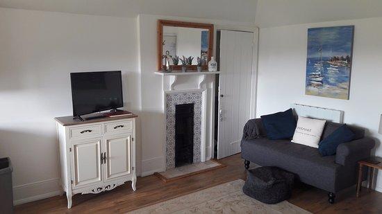 Playden, UK: Living Area