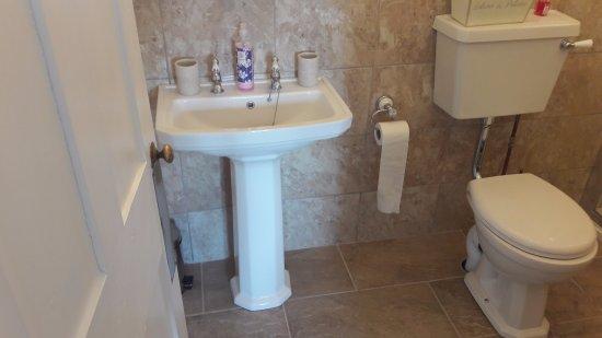 Playden, UK: Bathroom
