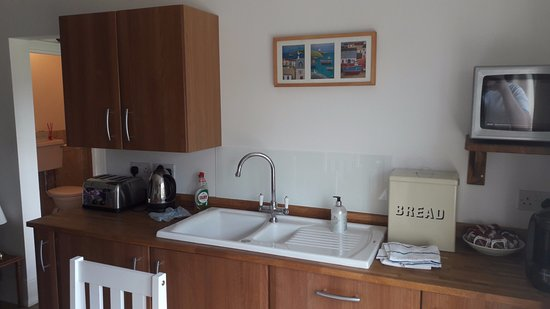 Playden, UK: Kitchen/Dining Area